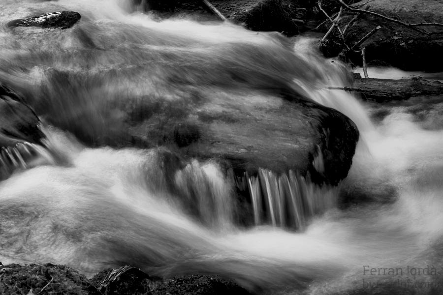 El riu de Tosa a Queralbs
